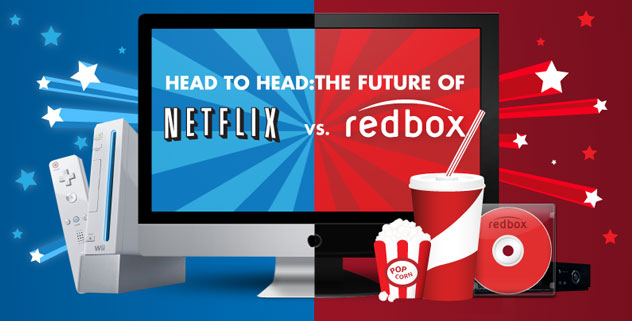 netflix vs redbox Today we released a list of the top 10 films rented by redbox users, and that got us thinking: what about the top 10 films rented by netflix users and who has better taste in movie rentals -- those who rent from a redbox kiosk or those who wait patiently netflix vs redbox comparison 2018.